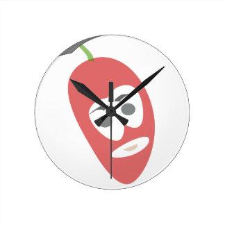 berry round clock