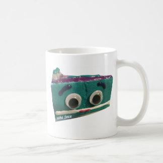 berry sweet cake face with logo coffee mug