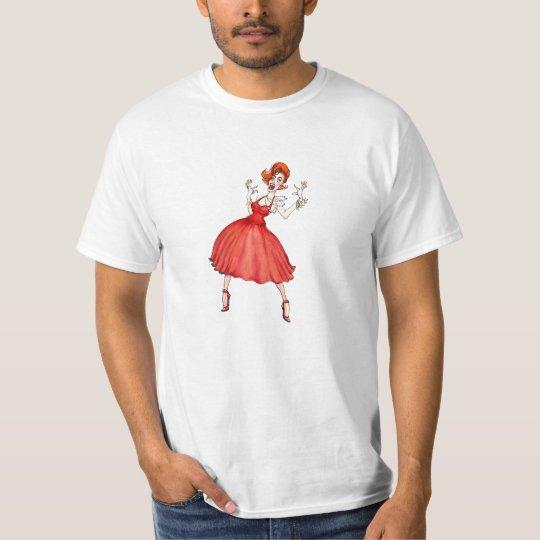 Berserk Lypsinka T-Shirt! T-Shirt