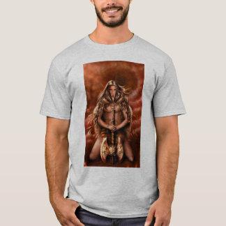 Berserker Men Longsleeve L by Nellis Eketorp T-Shirt