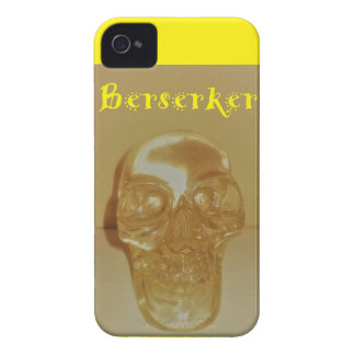 Berserker Skull iPhone 4 Covers
