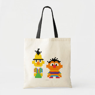 Bert and Ernie Pixel Art