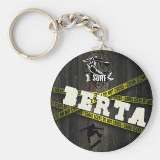 BERTA - Skater Style Keychain