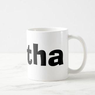 Bertha Coffee Mug