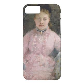 Berthe Morisot - The Pink Dress iPhone 8/7 Case