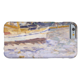 Berthe Morisot - The Port of Nice Barely There iPhone 6 Case