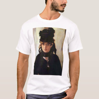 Berthe Morisot with a Bouquet of Violets, Manet T-Shirt