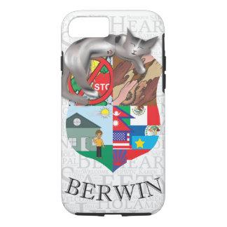 Berwin Crest iPhone Case