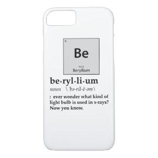 Beryllium Case