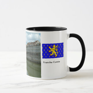 Besançon, Waterfront Mug