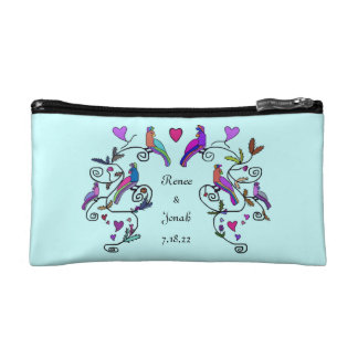 Beshert Wedding Dance Cosmetic Bag