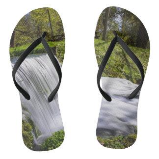 Beside Hodgson Spring Falls Flip Flops