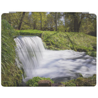 Beside Hodgson Spring Falls iPad Cover