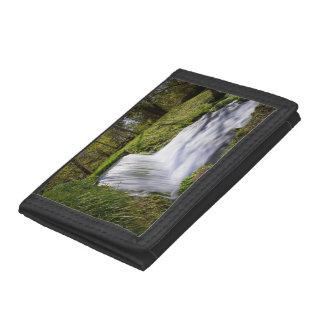 Beside Hodgson Spring Falls Trifold Wallet