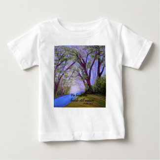 Beside Still Waters Baby T-Shirt