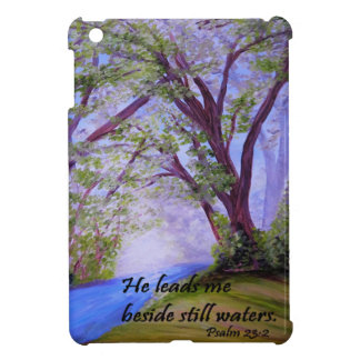 Beside Still Waters iPad Mini Case