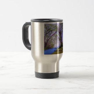 Beside Still Waters Travel Mug