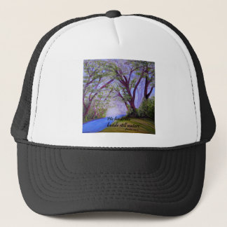 Beside Still Waters Trucker Hat