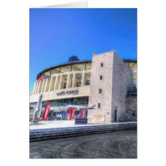 Besiktas JK Stadium Card