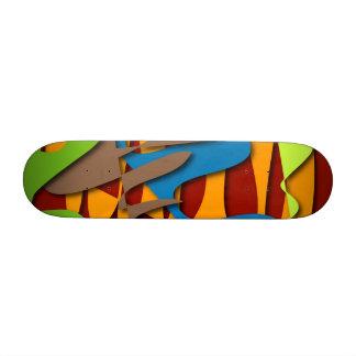 BeSoBold Skate Deck