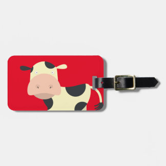 Bessie the Cow tag
