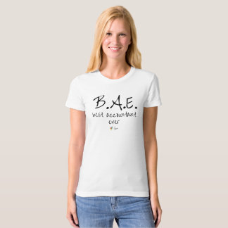 Best Accountant Ever Women's Shirt
