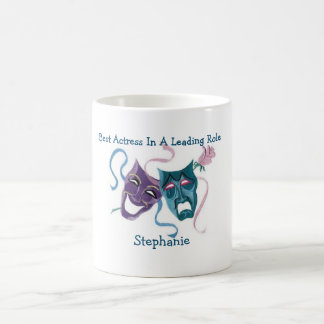 Best Actress/Leading Role: Stephanie Coffee Mug