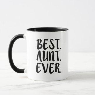 Best Aunt Ever Funny Coffee Mug