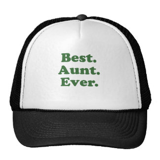 Best Aunt Ever Hats