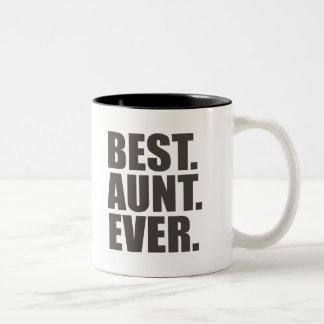 Best. Aunt. Ever. Coffee Mug