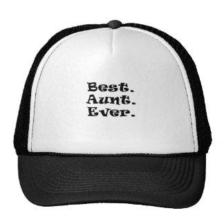 Best Aunt Ever Trucker Hat