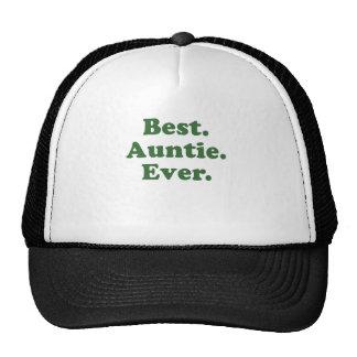Best Auntie Ever Mesh Hat