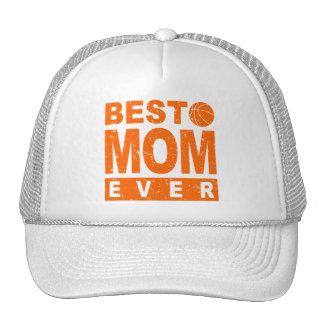 Best Basketball Mom Ever Trucker Hat