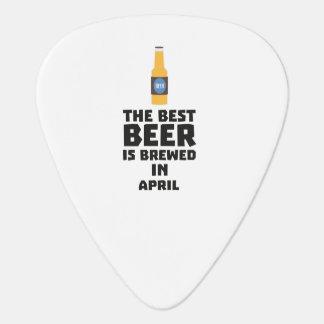Best Beer is brewed in April Z86r8 Pick