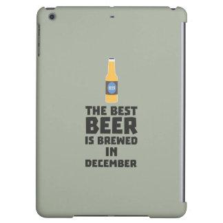 Best Beer is brewed in December Zfq4u Case For iPad Air
