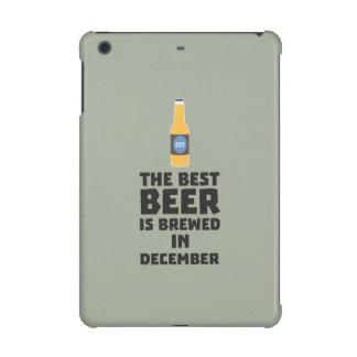Best Beer is brewed in December Zfq4u iPad Mini Retina Case
