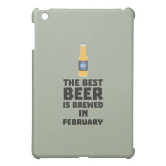 Best Beer is brewed in February Z4i8g iPad Mini Cases