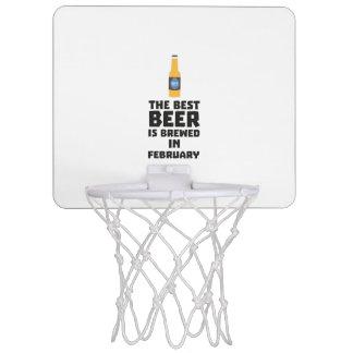 Best Beer is brewed in February Z4i8g Mini Basketball Hoop