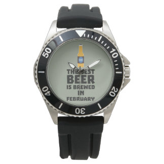 Best Beer is brewed in February Z4i8g Watch