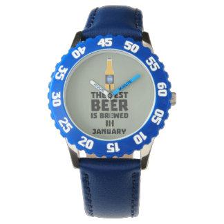Best Beer is brewed in January Zxe8k Watch