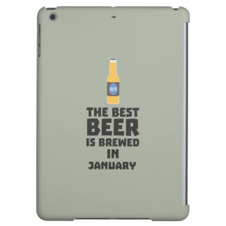 Best Beer is brewed in May Z96o7 Case For iPad Air