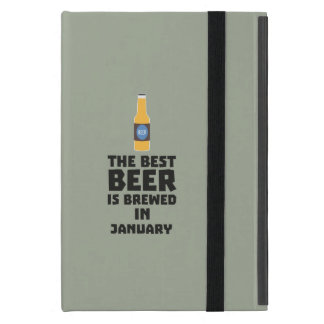 Best Beer is brewed in May Z96o7 Cover For iPad Mini