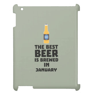 Best Beer is brewed in May Z96o7 iPad Case