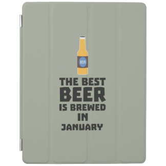 Best Beer is brewed in May Z96o7 iPad Cover