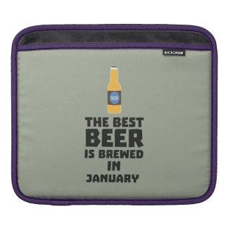 Best Beer is brewed in May Z96o7 iPad Sleeve