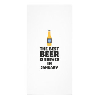 Best Beer is brewed in May Z96o7 Picture Card