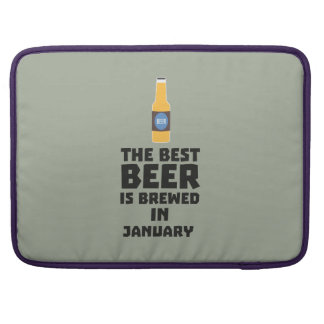 Best Beer is brewed in May Z96o7 Sleeve For MacBooks