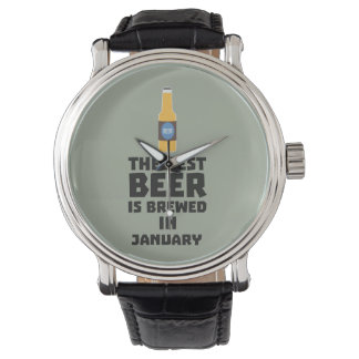 Best Beer is brewed in May Z96o7 Watch