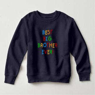 Best Big Brother Ever Sweatshirt