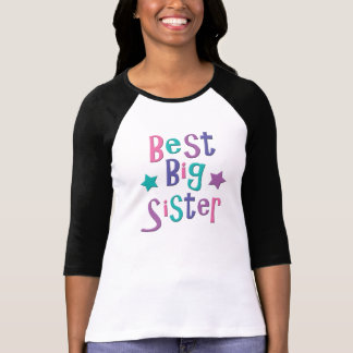 Best Big Sister T-Shirt